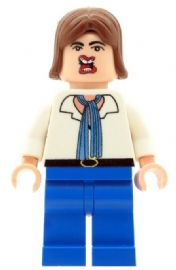 Mick the Frontman of Rock and Roll - Custom Designed Minifigure